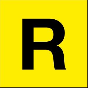 etichetta r rifiuto