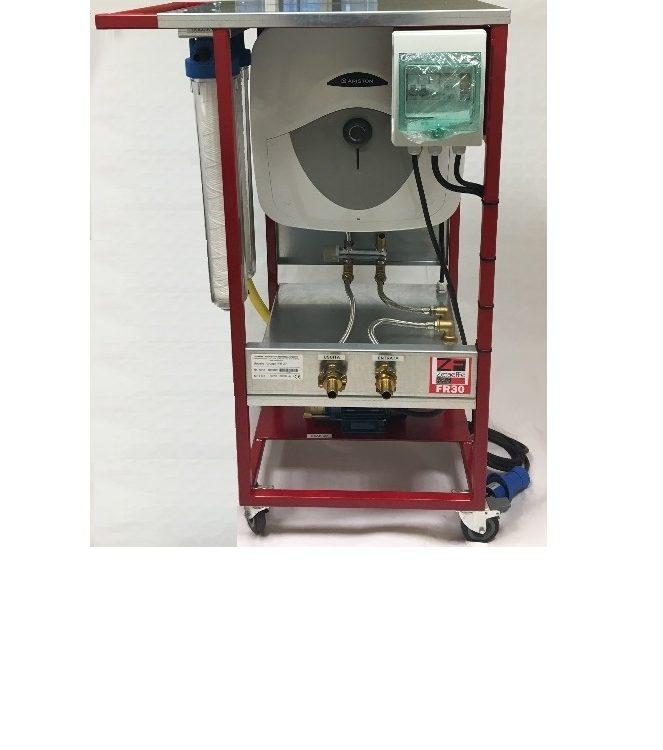 Gruppo Filtrazione E Riscaldamento FR-30