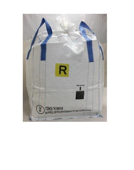 Big Bag Omologato UN 13H3/Y Stampa R