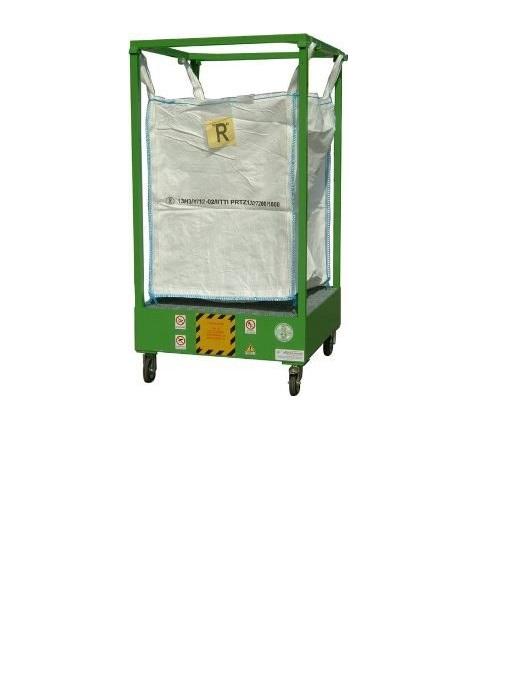 Carrello Porta Big Bag