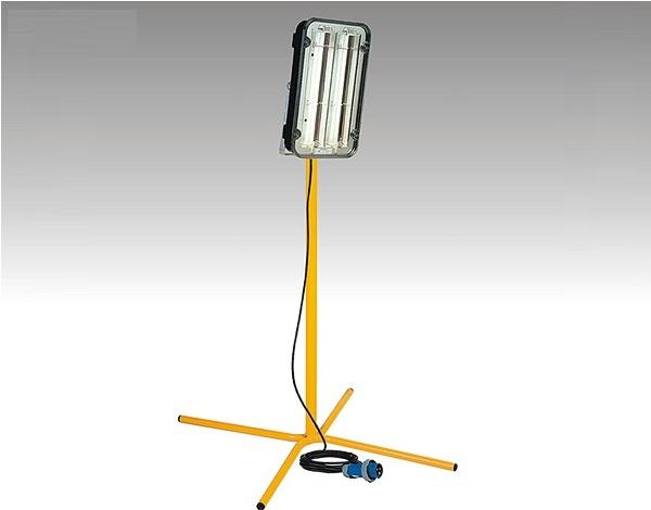 Supporto per lampade fluorescenti zetaeffe srls